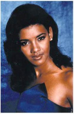 Véronique de la Cruz - Miss France 1993