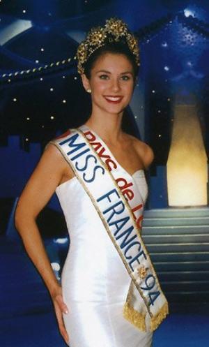 Valérie Claisse - Miss France 1994