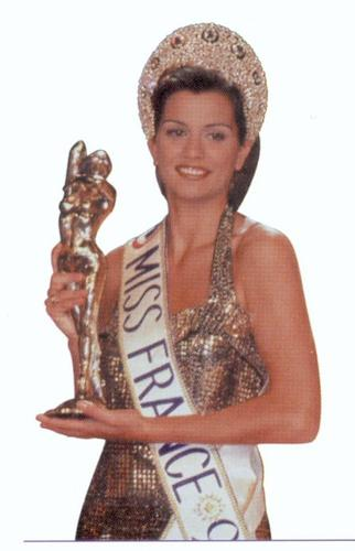 Mélody Vilbert - Miss France 1995