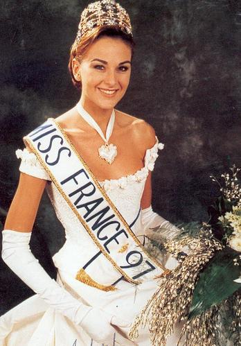 Patricia Spehar - Miss France 1997