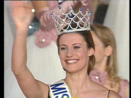 Sophie Thalmann - Miss France 1998
