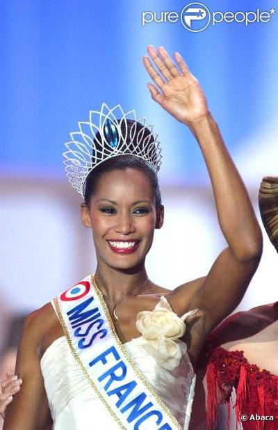 Corinne Coman - Miss France 2003