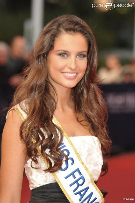 Malika Ménard - Miss France 2010