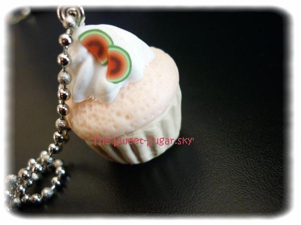Cupcake pastèque *