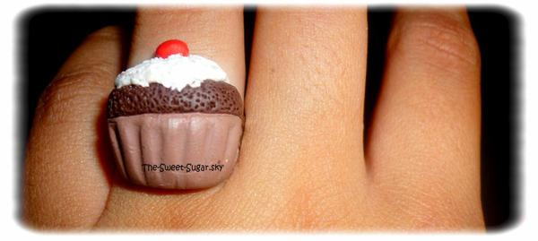 Bagues cupcake * (2   versions)