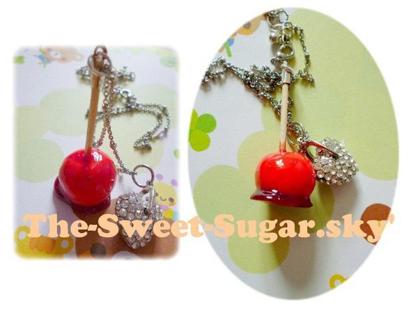 Pomme d'amour *