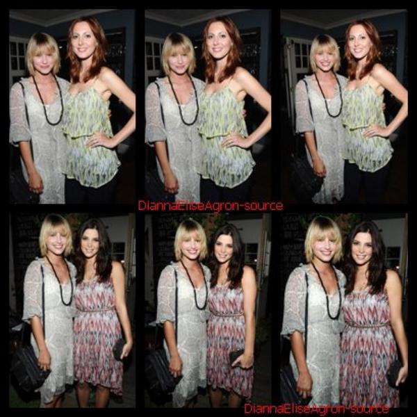 Ashely Greene & Ella Moss & Dianna  4 ever !