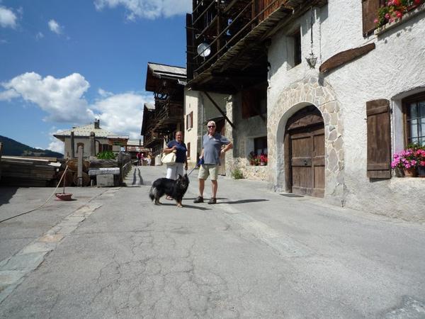 St Véran & le col Agnel (Hautes Alpes)