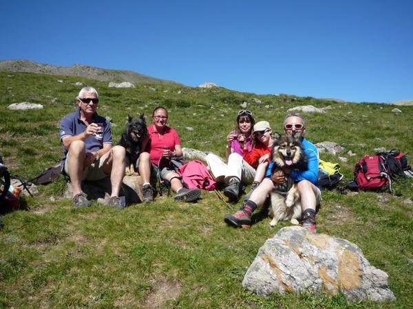 Rendez -vous avec un beau Gallois dans les Hautes Alpes !