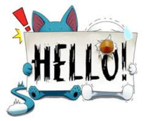 Hello ! Presentation du Blog ! ♫