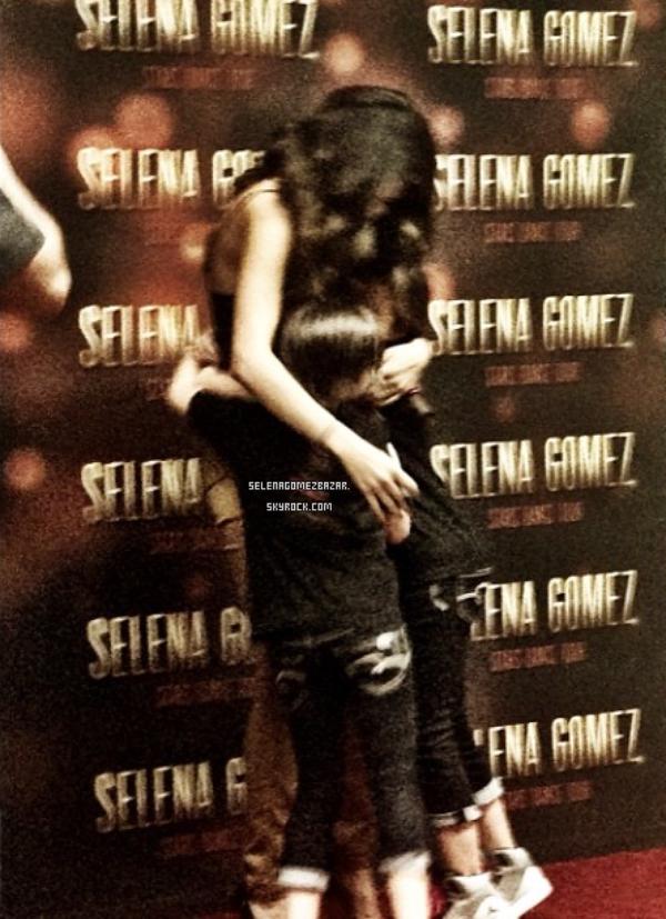 *08/03/14. Selena est de retour pour son Stars Dance Tour samedi soir au Fram Arena à Hidalgo au Texas. + Nouvelle photo de Selena et photo personnelle. Top ou Flop ?