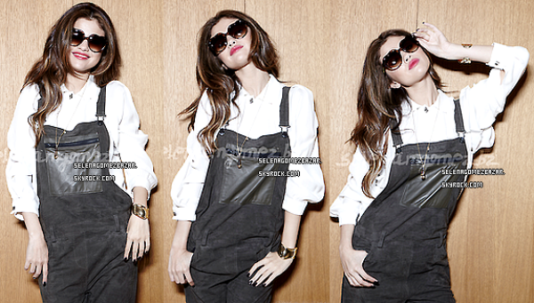 """Nouvelles photos anciennes de Selena qu'elle a fait en 2013 pour """" Be Magazine """""""