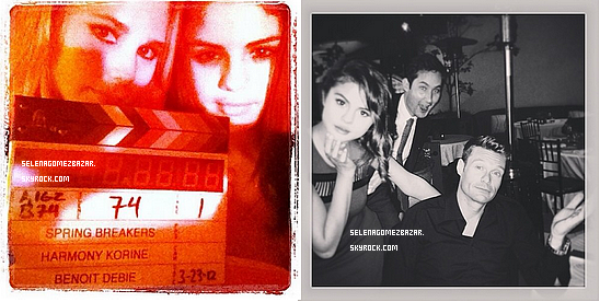 10/04/14. Selena était à l'Airport de Miami pour embarquer à Los Angeles après avoir passé la nuit à Miami, elle était allée rejoindre Justin pour un enregistrement ! Top ou Flop pour miss Gomez ?