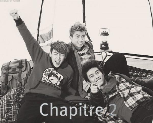 Chapitre 2 : Like a dream