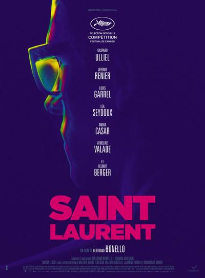 Biopic : Saint Laurent (n°1).