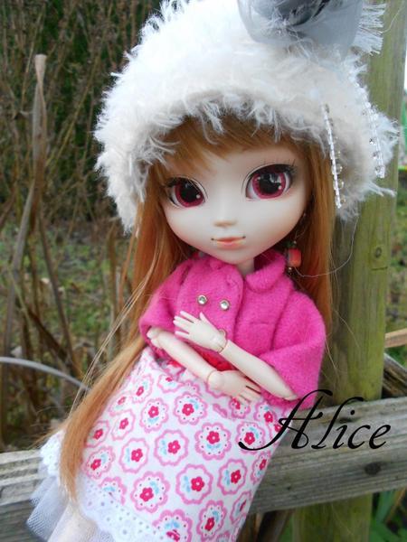 Repos avec mes dolls aprés les exams ^)3^)