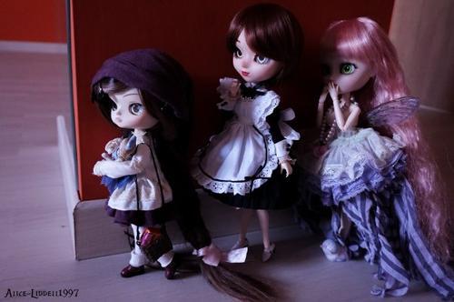 Halloween 2014  (enfin le lendemain lol !)
