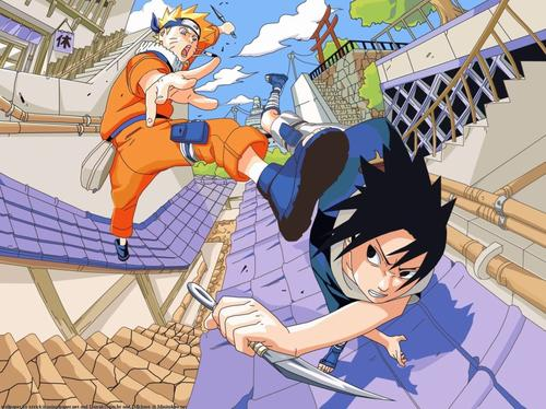 La rivalité chez les ninjas !