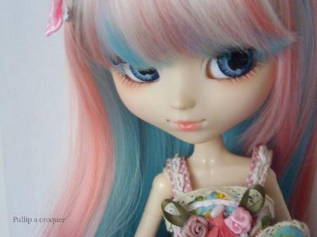 Yume-Pullip Alice du jardin