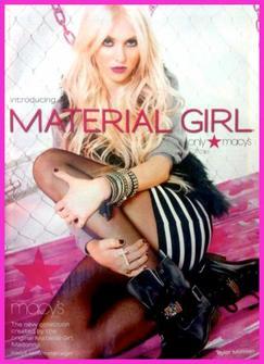 ~MaterialGirl♥