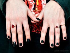 Look~Red&Black♥