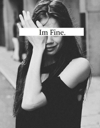 Sad day ? No. It's a sad life.