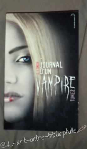 Journal d'un vampire Tome 2