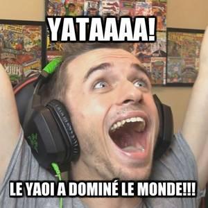   ❤ Je suis le syndrome... Yaoi !! ❤   