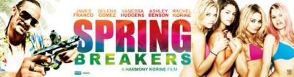 ♥ Spring Breakers + The Getaway !