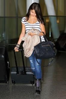 ♥ A L'aéroport De Toronto !