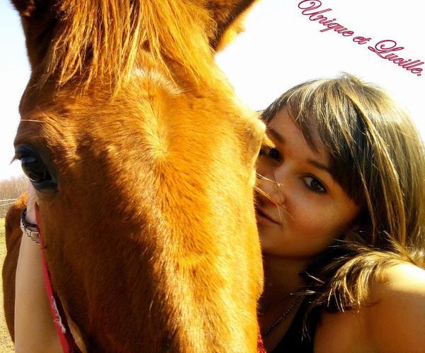 ...♥... Il vaut mieu se fier à un cheval sans bride qu'à un discour sans ordre ...♥...