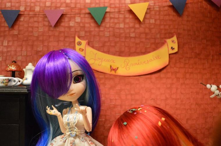 Concours de Polka-Dolls-Fabrics
