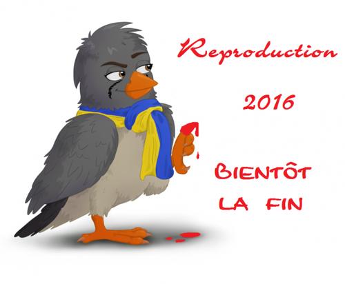 Reproduction 2016, bientôt la fin.