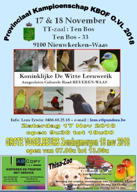Regional belge KBOF
