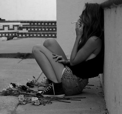 Tu sais, quand on est jeune on a l'impression que tout est la fin du monde mais ce n'est pas vrai. Non, tout commence..