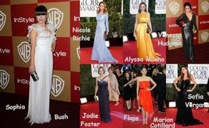 Les Golden Globes 2013