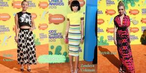 Les Kids Choice Awards 2015