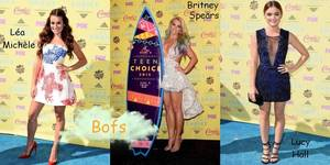 Les Teen Choice Awards 2015
