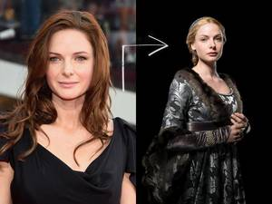Les Actrices de la série The White Queen