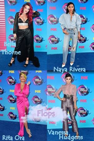 Les Teen Choice Awards 2017