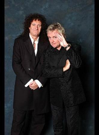 Brian & Roger... Friends Forever :) ♥