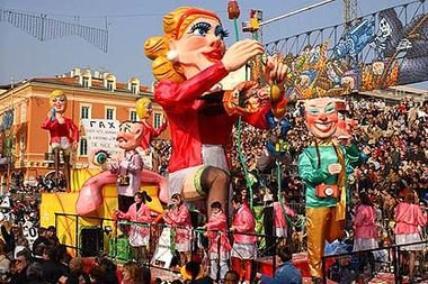 Chapitre 13 : Le carnaval de Nice