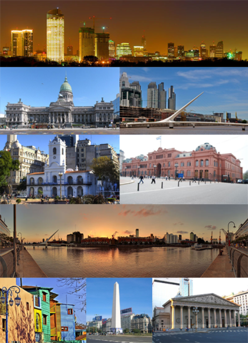 Buenos Aires >> Argentine
