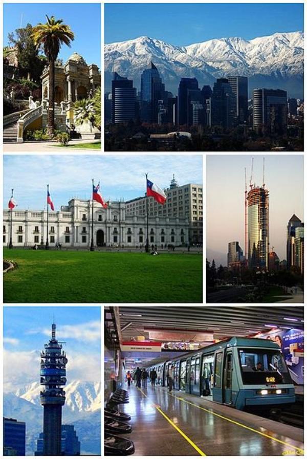 Santiago >> Chili