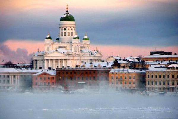 Helsinki >> Finlande