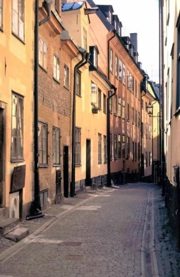 Stockholm >> Suède