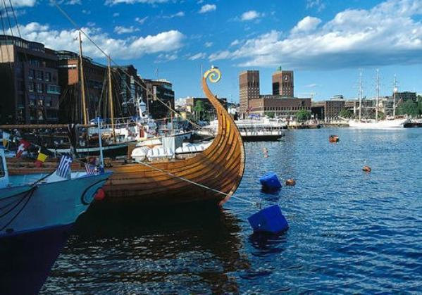 Oslo >> Norvege
