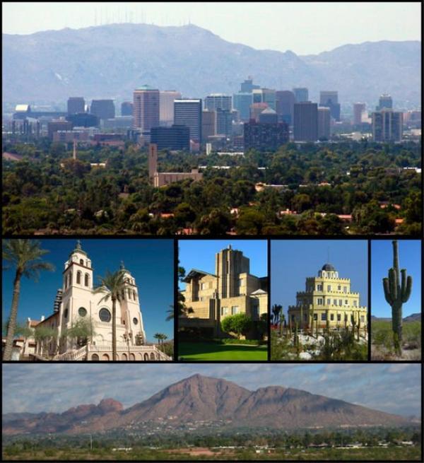 Phoenix >> Etats-Unis