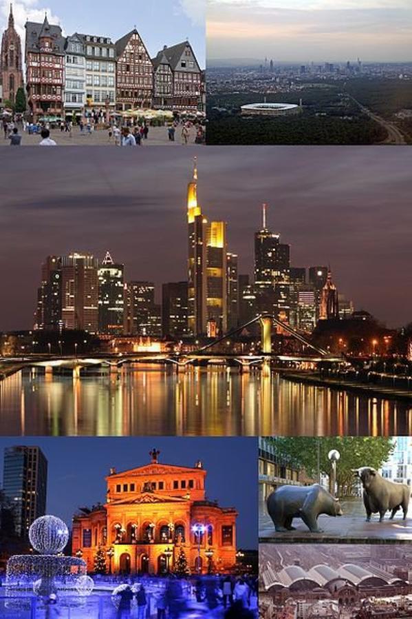 Francfort-sur-le-Main >> Allemagne