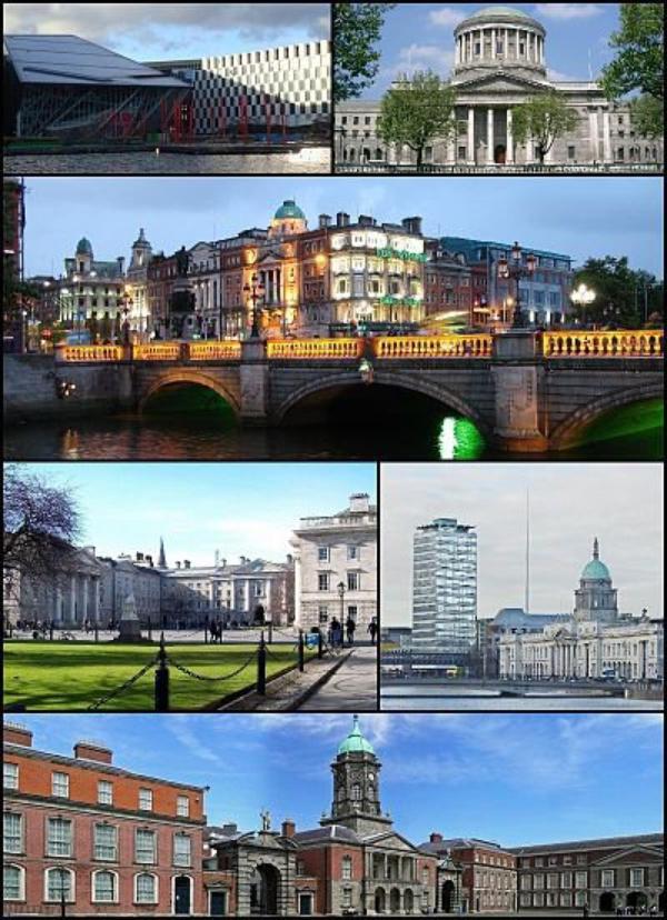 Dublin >> Irlande